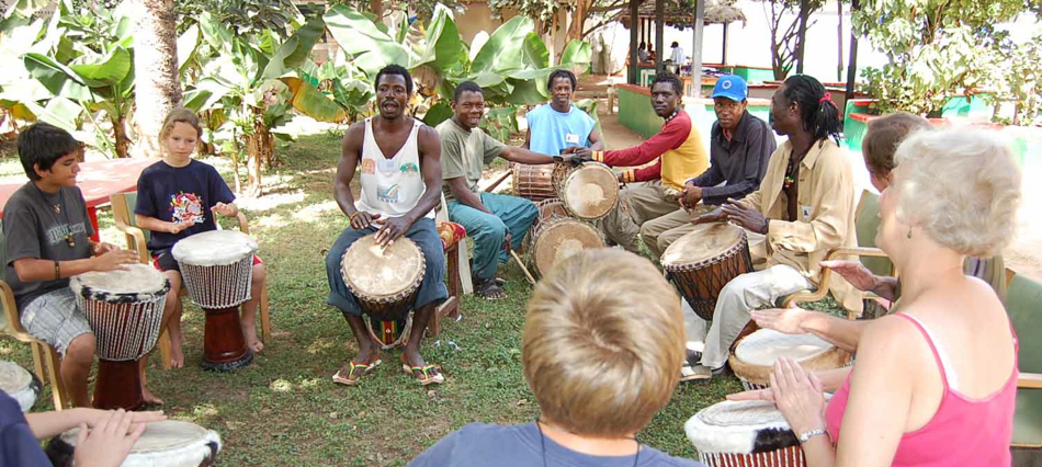 gambia-drumming